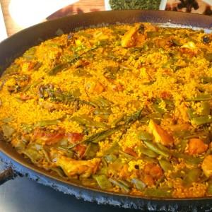 Paella Valenciana por Encargo